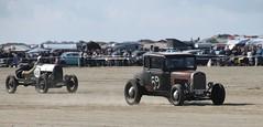 491 und 59 (hmboo Electrician and Adventurer) Tags: römö danmark dänemark beach strand rennen motorfestival