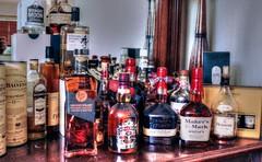 Whiskey, Whiskey, Whiskey (Spebak) Tags: spebak canon canon70d canondslr whiskey bourbon scotch irish blended singlemalt caskstrength cocktail cocktailhour