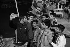 Street shot, Varanasi India (mafate69) Tags: asia asie asiedusud southasia subcontinent souscontinent india inde up uttarpradesh varanasi benares benaras kashi nb noiretblanc blackandwhyte bw rue reportage street streetshot streetlevelphoto photojournalisme photojournalism photoreportage documentaire documentary mafate69 puja candid camera hindouisme hindu hinduism hindou hindouiste aarti ganga gange