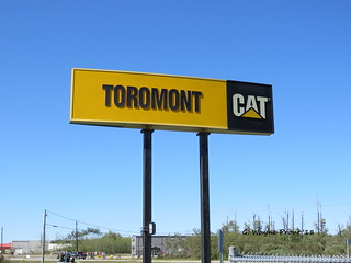 Toromont Cat Dealership