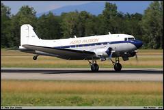 "DC3 A ""AERO PASSION"" HB-IRJ 2204 Bale Mulhouse juin 2018 (paulschaller67) Tags: dc3 a hbirj 2204 bale mulhouse juin 2018 aeropassion"