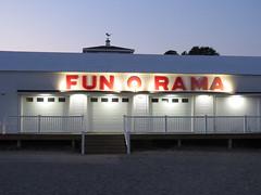 Fun-O-Rama Light (ParkerRiverKid) Tags: ansh90 scavenger8 funorama shortsandsbeach york maine