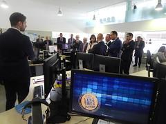 La secretaria de Estado de Seguridad respalda la labor del Centro Nacional de Protección de Infraestructuras y Ciberseguridad (Ministerio del Interior 2018) Tags: secretaria de estado seguridad ana botella gomez
