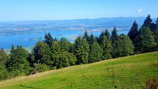 Day 28: Lake Zurich in sight