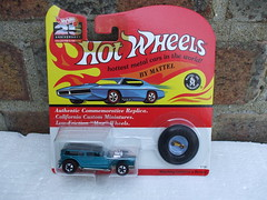 Hot Wheels 25th Anniversary Redline The Demon Metallic Blue Mint & Carded (beetle2001cybergreen) Tags: hot wheels 25th anniversary redline the demon metallic blue mint carded