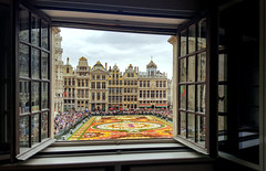 A room with a view, Brussels, Belgium (Frans.Sellies) Tags: 20180818162737 belgium belgien belgië belgique brussels bruxelles brussel
