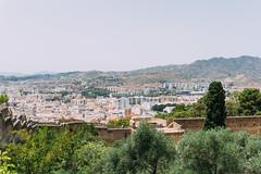 Gibralfaro (Caroline Groneberg) Tags: spanien malaga andalusien gibralfaro aussicht aussichtspunkt stadt burg historisch