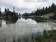 lago di Federa 2.038 mt (Roberto Tarantino EXPLORE THE MOUNTAINS!) Tags: lago federa 2038 mt slm becco di mezzodì croda da rifugio cortina trentino