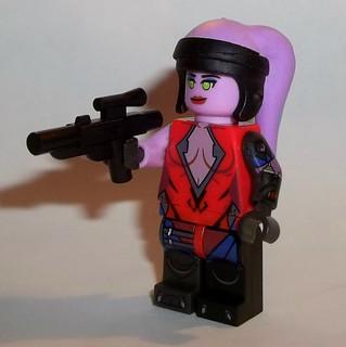 Twi'lek Bounty Hunter