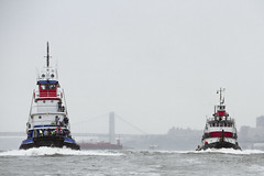 r_180909243_beat0075_a (Mitch Waxman) Tags: 2018greatnorthrivertugboatrace hudsonriver manhattan tugboat workingharborcommittee newyork