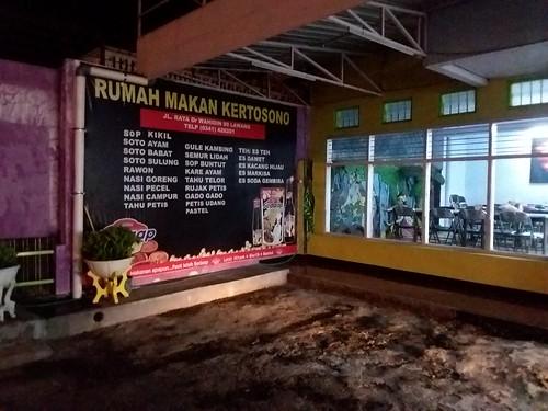 Rm Kertosono Kertosono Restaurant Jalan Doktor Wahidin No.99 RT.009 / RW.009, Kalirejo, Lawang, Krajan, Kalirejo, Lawang, Malang, Jawa Timur 65216 (0341) 426201  https://goo.gl/maps/f7UtkuCyHQR2