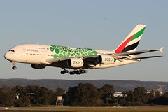 A6-EON Emirates Airbus A380 (johnedmond) Tags: perth ypph westernaustralia emirates airbus a380 australia aviation aircraft aeroplane airplane airliner plane canon eos 7d 100400mm