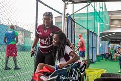 DSC_8958 (gidirons) Tags: lagos nigeria american football nfl flag ebony black sports fitness lifestyle gidirons gridiron lekki turf arena naija sticky touchdown interception reception