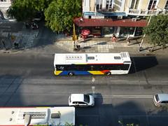 Volvo bus (skumroffe) Tags: volvo bus autobus buss thessaloniki greece grekland hellas ellada egnatia
