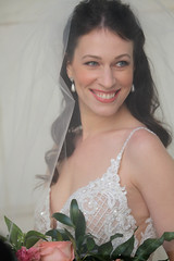 (SeeBee2189) Tags: veil engagement wedding bride headshot portrait