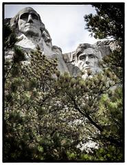 Monte Rushmore (divicoa) Tags: natura nuvole sky landscape statiuniti rushmore