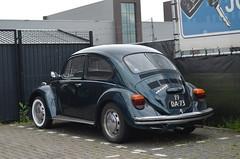 1974 Volkswagen 1300 Kever 19-DA-73 (Stollie1) Tags: 1974 volkswagen 1300 kever 19da73 nijkerk