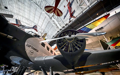 Smithsonian Air and Space Museum Udvar-Hazy Center (Steve Holsonback) Tags: udvarhazy smithsonian air space museum dulles virginia aircraft sony a7rii junkers ju 523m