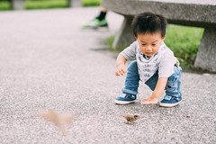 Ha~ (JeffWu0624) Tags: child sonyilce7m3 ef85mmf18usm portrait sparrow