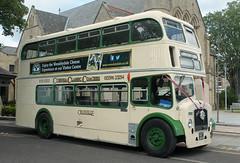 Cumbria Classic Coaches: DLB978 627HFM Bristol Lodekka/ECW (emdjt42) Tags: dlb978 627hfm bristol ecw crosville cumbriaclassiccoaches gosforth