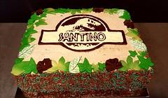 gâteau jurassic parc (Claire Coopmans) Tags: gâteaugénoisemousseauchocolatthèmedinosauresgâteaucakebirthdaycakejurassicjurassicworldjurassicparkdinosauredinopatisseriechocolatchocolatemousse birthday happybirthday birthdaycake cake jurassic jurassicworld jurassicparc dino dinosaures gateau mousse chocolaterie chocolat chocolate