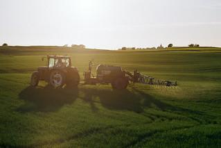 Farming at Söderslätt - Fuji Industrial 100