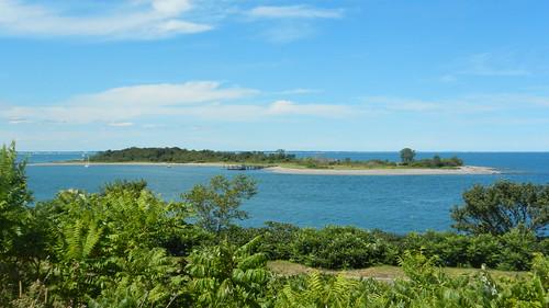 Boston, Lovells Island seen from Georges Island [06.08.2013]