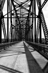 DMAFR Day 4 (14) (momentspause) Tags: canon5dmkiii canonef50mmf18 niftyfifty blackandwhite bw blackandwhitephotography roadtrip mississippiriver bridge