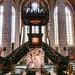 Pulpit in Saint Bavo Cathedral - Ghent, Belgium
