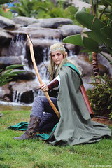 IMG_2380 (willdleeesq) Tags: comiccon comiccon2018 cosplay cosplayer cosplayers sandiegocomiccon sandiegocomiccon2018 sdcc sdcc2018 legolas lotr lordoftherings elf archer