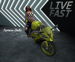 Live Fast and Leave Good Vibes (NovaKitten {Blogger}) Tags: maitreya catwa eyelure sexy livefast