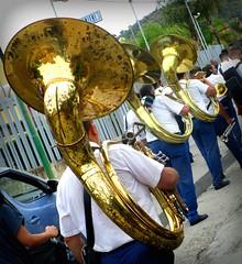 ottoni - brass (52picchio) Tags: 2018 settembre orchestrafiati orchestra trombone cilento canon campania canonixus155 santamariadicastellabate patrono explore explored estate fluidrexplored fluidr flickr flickrclickx flickrnova