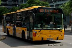 180814  1010 (chausson bs) Tags: tusgsal badalona autobuses autobusos buses iveco noge b25 2018