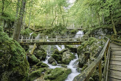 Myra Falls (Lower Austria)