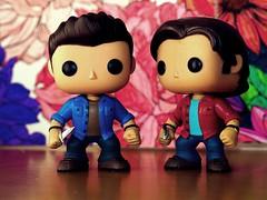 Dean & Sam (-pops83-) Tags: supernatural dean sam