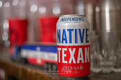 255/365 : Native Texan Beer
