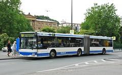 Wuppertal, Bundesallee 22.08.2010 (The STB) Tags: bus busse autobús autobus publictransport citytransport öpnv germany wuppertal deutschland