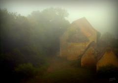 Un petit coin du Périgord noir sous la brume du matin . . . (Michel Craipeau) Tags: craipeau craipeaumichel canon château dordogne perigord perigordnoir brume brouilliard maison nature naturel châteaufénelon