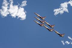 U.S.A.F. Thunderbirds (Explore - 09/22/18) (patricia.ricehertogh) Tags: nikon d4s 70200mm thunderbirds aircraft outdoors