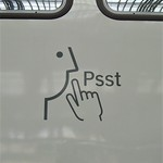 Quiet carriage - German ICE high-speed train. thumbnail