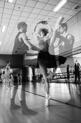 The Ballerina #nataschamair #tristanridel (utamigodjali) Tags: nataschamair tristanridel ballerina bw womanphotographer ballet