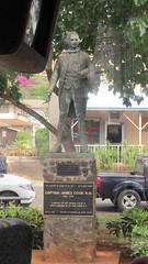Captain Cook Monument (Stabbur's Master) Tags: hawaii hawaiianislands kauai captaincookmonument waimea monument