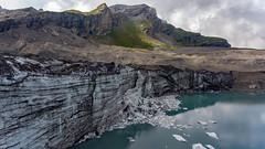 Griesslisee (Silvan Bachmann) Tags: switzerland swiss suisse glarus uri klausenpass gletscher glacier lake swissalps mountains nature landscape hiking drone dji phantom ngc