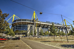 Signal Iduna Park, Dortmund, North Rhine Westphalia (MarkWoods2) Tags: signalidunapark dortmund northrhinewestphalia bvb 09 stadium germanfootball football stadia stadion