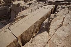 Unvollendeter Obelisk von Assuan (Magdeburg) Tags: ägypten egypt egypte مصر египет unvollendeter obelisk von assuan unvollendeterobeliskvonassuan unvollendeterobelisk unvollendeterobeliskassuan the unfinished theunfinishedobelisk unfinishedobelisk
