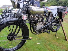 Brough Superior MkII at the 60th Rally 2018 (BSMK1SV) Tags: brough superiour rally mk1 mkii ss80 1150 ss100 middle aston