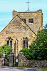 St. Mary's church, Goathland-North Yorkshire (SteveH1972) Tags: stmaryschurch goathland northyorkshire yorkshire village church canon outside outdoor outdoors 2018 canon700d 700d nonis canon70200 70200 summer grosmont