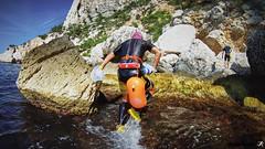 Swimrun Demain Rebelote aout 201800100 (swimrun france) Tags: swimrun calanques aout 2018 cassis freeswimrun provence trailrunning swimming open water hiking climbing