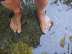 Descalzo en el canal (VIVE DESCALZO) Tags: descalzo barefoot barefooter barfus