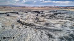 DJI_0002_3_4_5_6hdr (Greg Meyer MD(H)) Tags: drone southwest erosion utah nature landscape storm rain weather pattern beauty epic